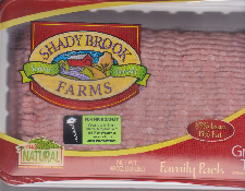 Ground Turkey Pkg