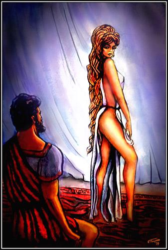 английском языке порно фильм таис афинская упала пол