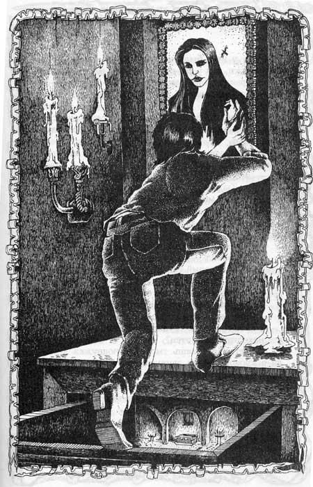 Иллюстрации к хроники амбера желязны