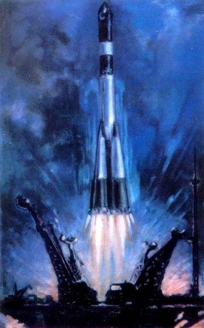 A.LEONOV-Start-Vostoka