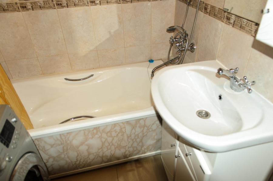 раковина и испанская ванна