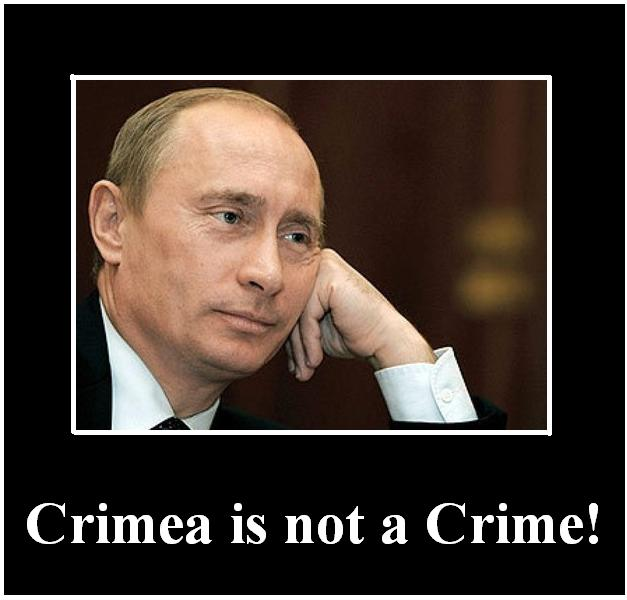 Crimea is not a Crime