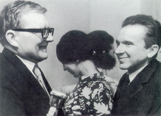 Д.Шостакович, О.Вайнберг, М.Вайнберг