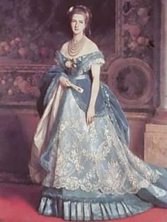 1870 Queen Margherita