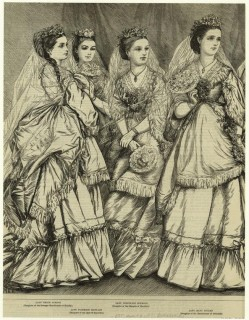 1871 Bridesmaids