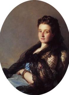 1872 Unidentified Lady