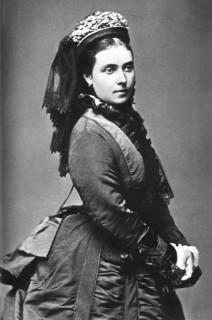 1875 Crown Princess and Princess Royal Victoria