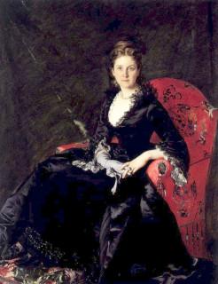 1876 Nadezhda Polovtseva by Carolus-Duran