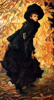 1877 October by Tissot