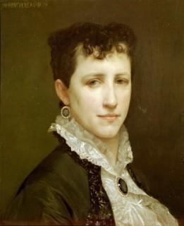 1879 Mlle. Elizabeth Gardner by William-Adolphe Bouguereau