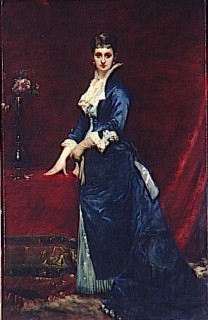 1879 MmeGeorges Petit by Carolus-Duran