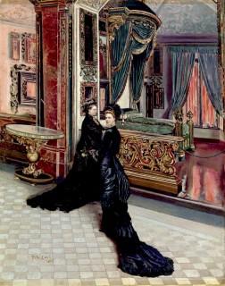 1879 Queen Victoria and Princess Royal Victoria