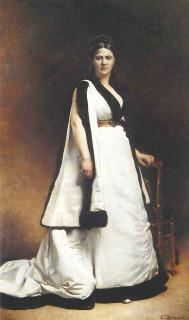 1874 Madame Pasca by Bonant