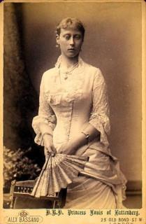 1878 ca. Victoria Hesse