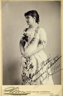 1901 Adelina Patti