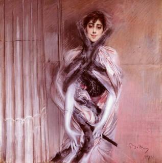 1901 Emiliana Concha deOssa by Boldini