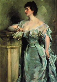 1901 Lady Meysey-Thompson by Sargent