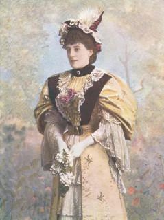 1901(?) Maud Hobson