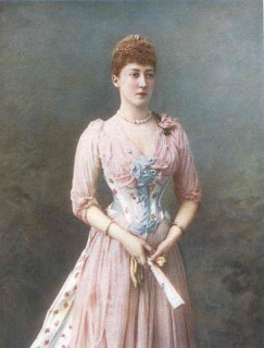 1901 Princess Royal Louise, Duchess of Fife