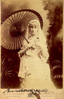 1901 Sarah Bernhardt