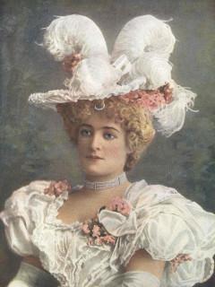 1901 Stella Gastelle stage