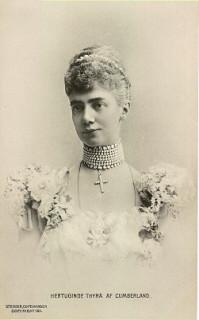 1901ca. Princess Thyra