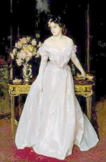 1901 Hylda Wertheimer by Sargent