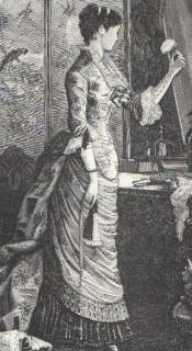 Harpers Bazaar 1881 1