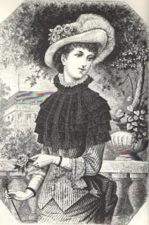Harpers Bazaar 1881 3