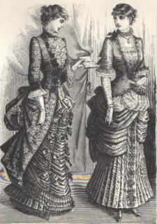 Harpers Bazaar 1883 1