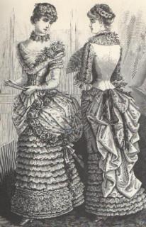 Harpers Bazaar 1883 2