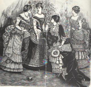 Harpers Bazaar 1883 3
