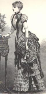 Harpers Bazaar 1883 7