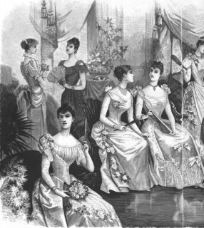 Harpers Bazaar 1892