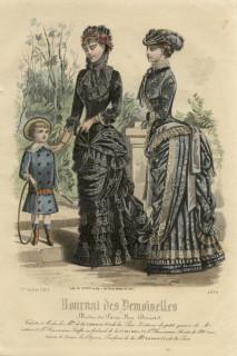 Journal des Desmoiselles July 1882