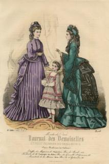 Journal des Desmoiselles April 1883