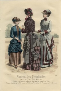 Journal des Desmoiselles June 1883