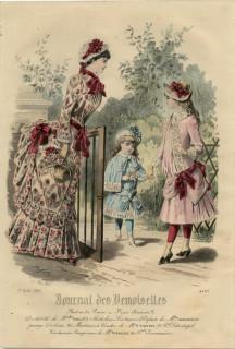 Journal des Desmoiselles August 1883