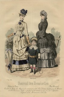 Journal des Desmoiselles May 1884