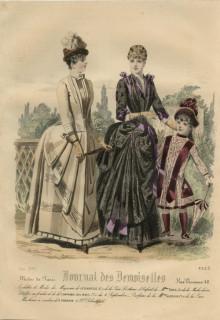 Journal des Desmoiselles June 1885
