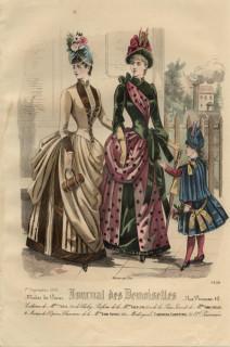 Journal des Desmoiselles September 1885