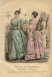 Journal des Desmoiselles 1885