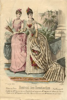Journal des Desmoiselles January 1886