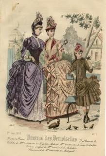 Journal des Desmoiselles June 1886
