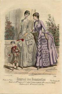 Journal des Desmoiselles September 1886