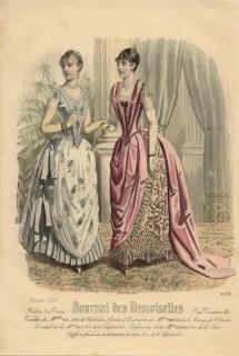 Journal des Desmoiselles 1886