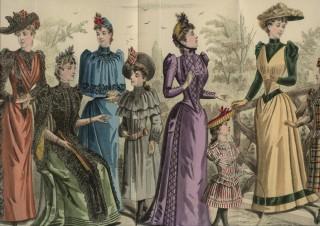 Journal des Desmoiselles May 1890