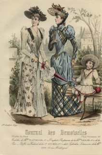 Journal des Desmoiselles July 1890