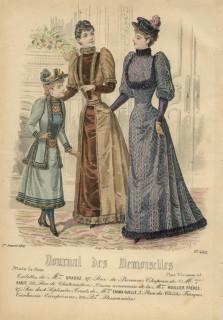 Journal des Desmoiselles September 1890