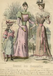 Journal des Desmoiselles June 1892